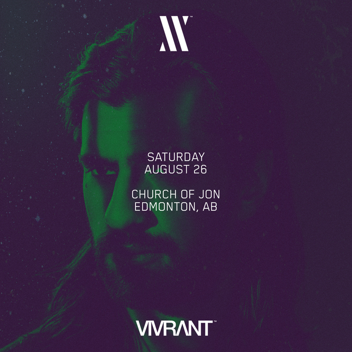 Jeremy Olander @ Church of Jon - Edmonton, Canada