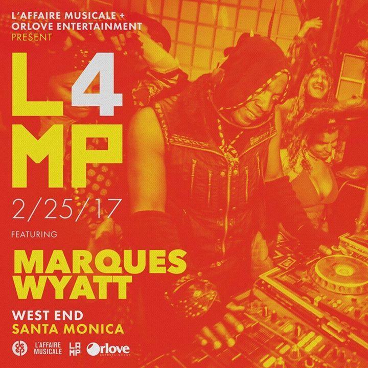 Marques Wyatt Tour Dates