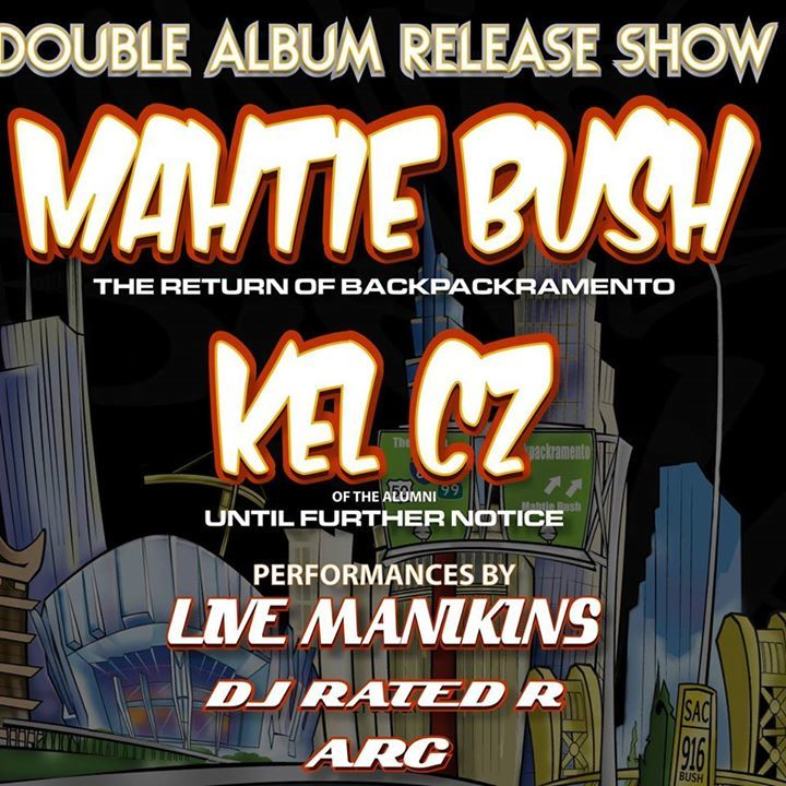 Mahtie Bush Tour Dates
