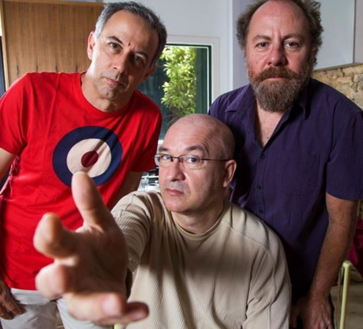 Os Paralamas do Sucesso Tour Dates