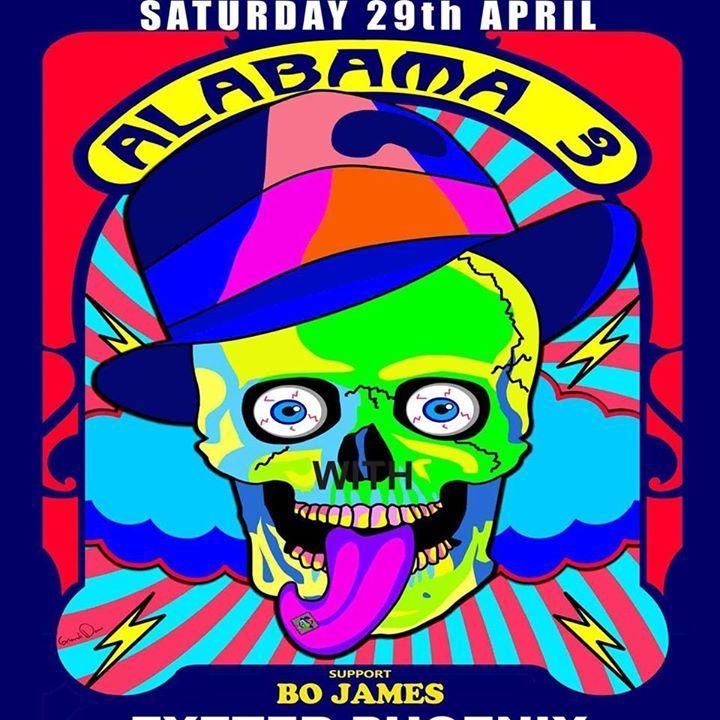Bo James Tour Dates