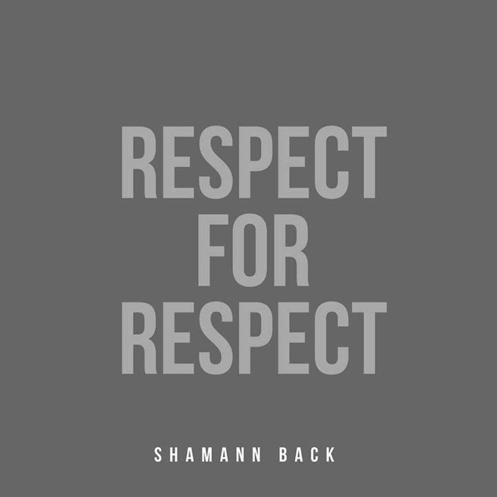 Shamann Back Tour Dates