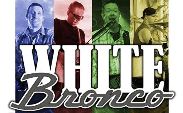 White Bronco Tour Dates
