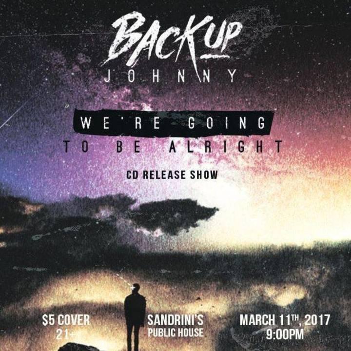 Backup Johnny Tour Dates
