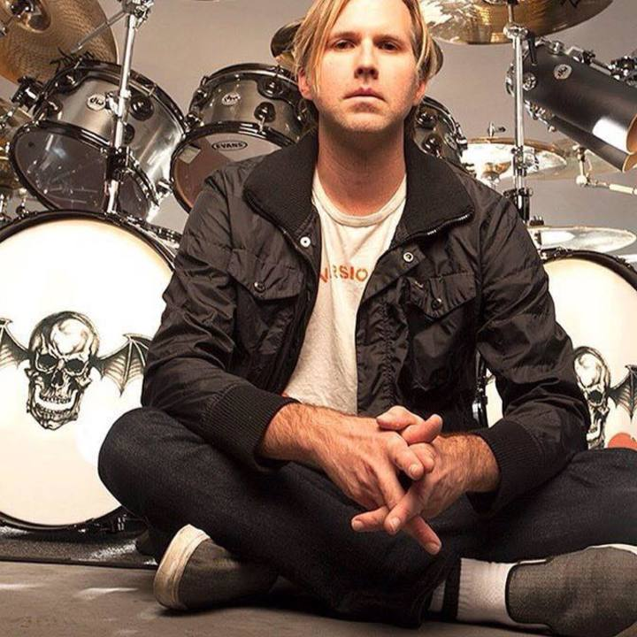 Brooks Wackerman @ Zenith Arena - Lille, France