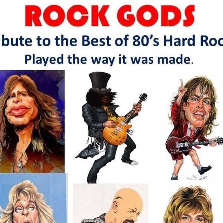Rock Gods Tour Dates