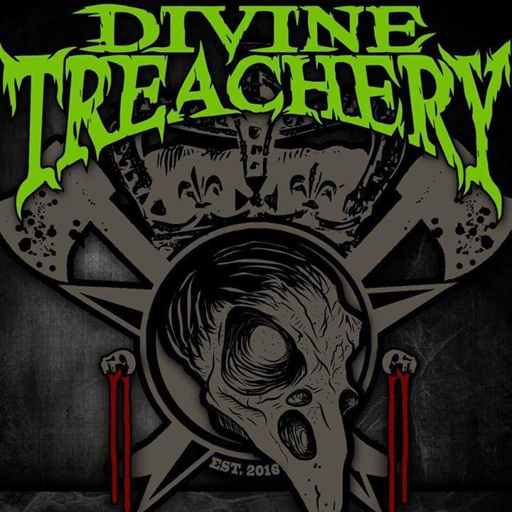 Divine Treachery Tour Dates