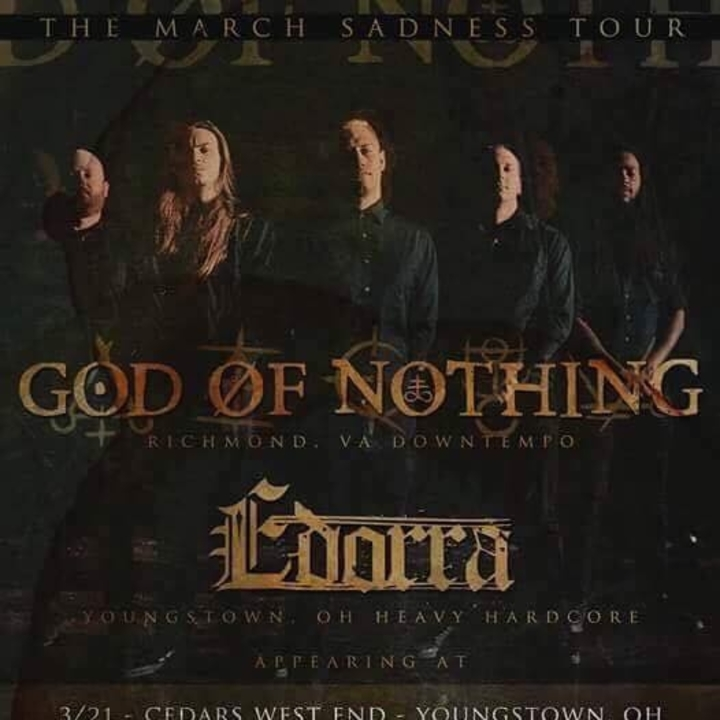 Edorra Tour Dates