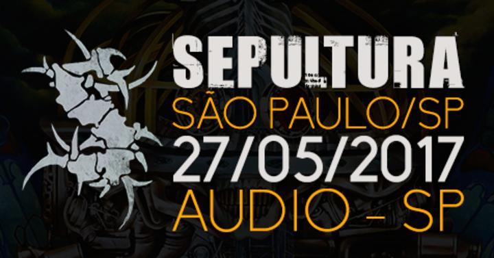 Sepultura @ Audio - Sao Paulo, Brazil