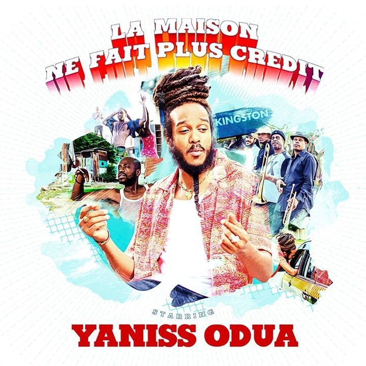Yaniss Odua @ L'USINE - Istres, France