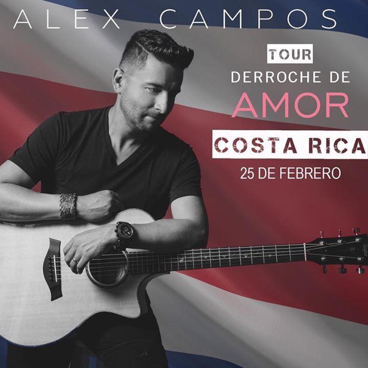 Alex Campos Tour Dates