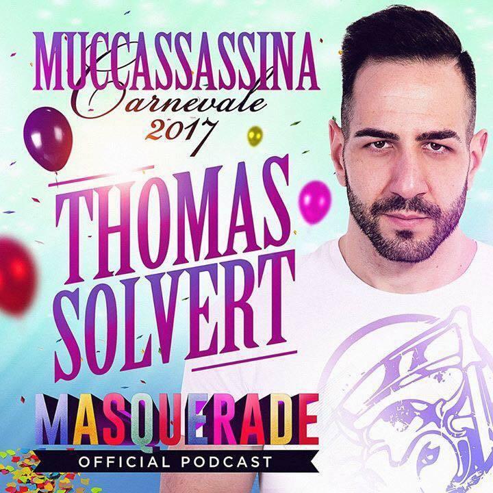 Thomas Solvert Tour Dates