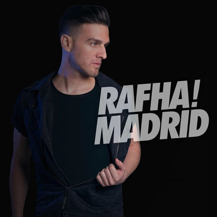 Rafha Madrid Tour Dates