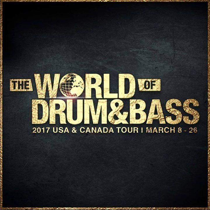 I LOVE DUBSTEP Tour Dates