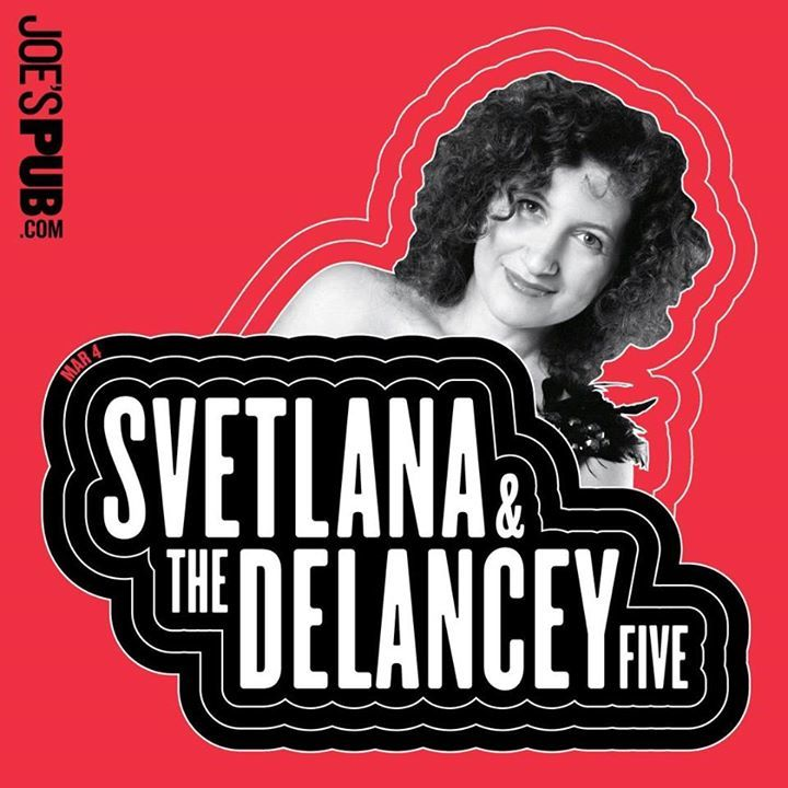 Svetlana & The Delancey Five @ Ashdod SuperJazz Festival - Tel Aviv, Israel