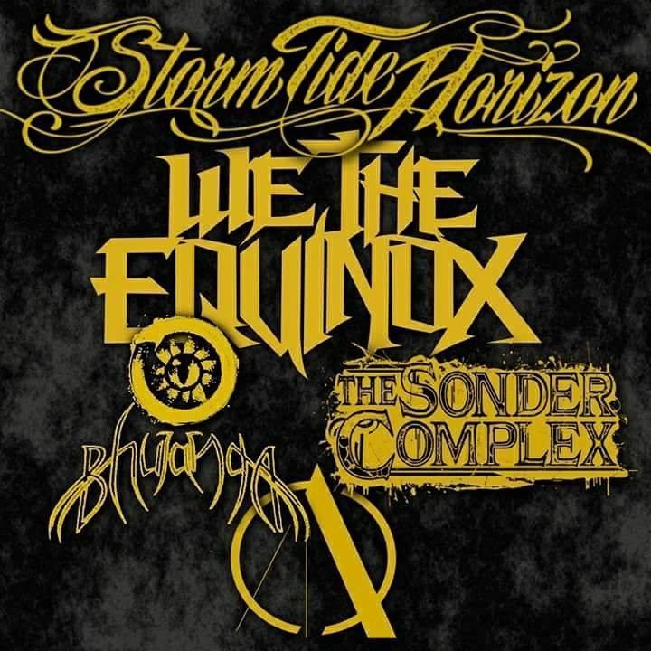 We The Equinox Tour Dates
