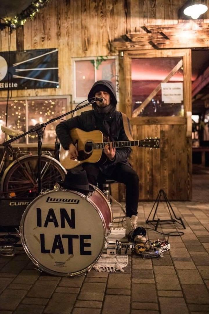 Ian Late Tour Dates