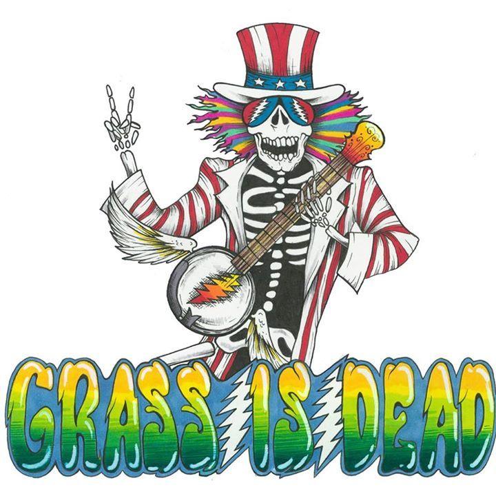 The Grass Is Dead Tour Dates