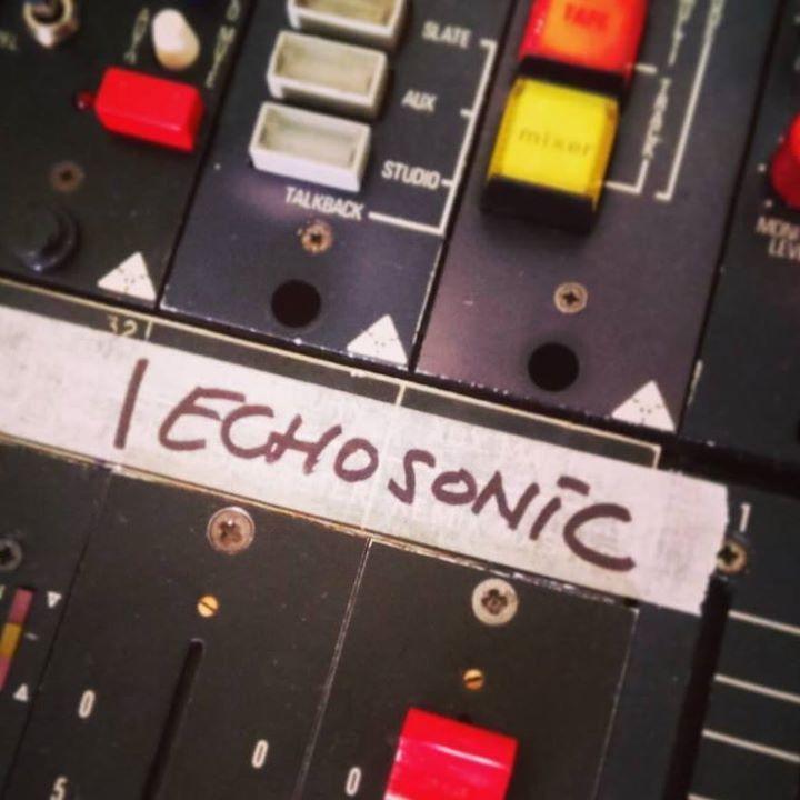 Echosonic @ Bitterzoest - Amsterdam, Netherlands