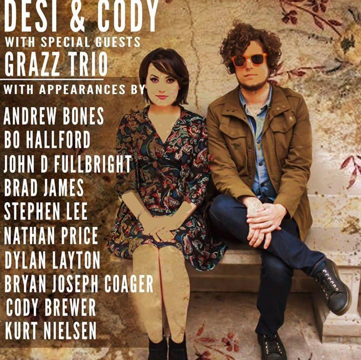 Desi and Cody Tour Dates