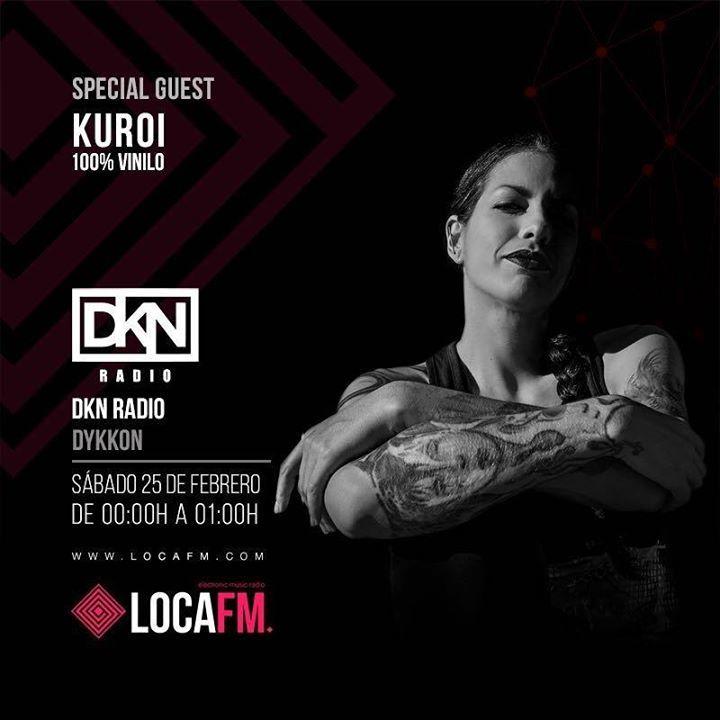 Kuroi Tour Dates