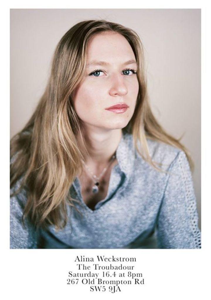 Alina Weckström Tour Dates