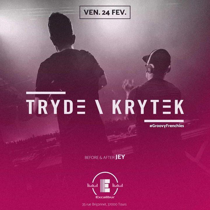 Tryde & Krytek Tour Dates