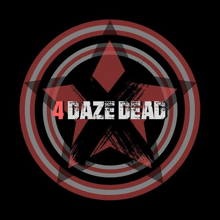 4 Daze Dead Tour Dates