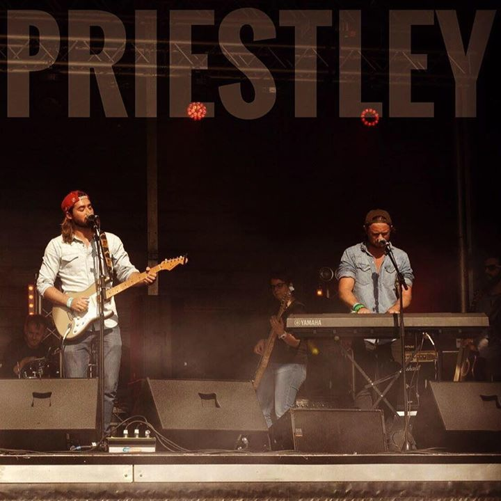 PRIESTLEY Tour Dates