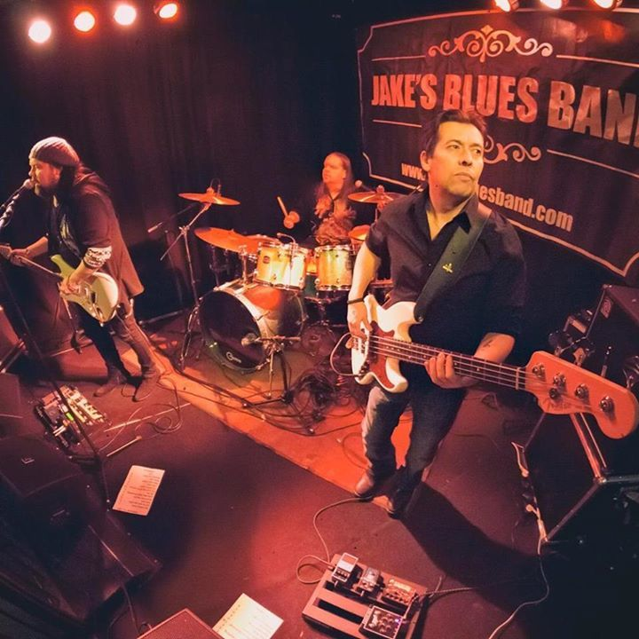 Jake`s Blues Band @ Private , JBB - Vantaa, Finland