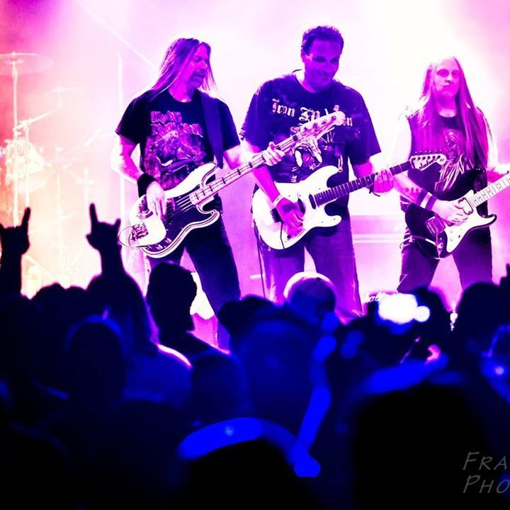 Up The Irons Tour Dates