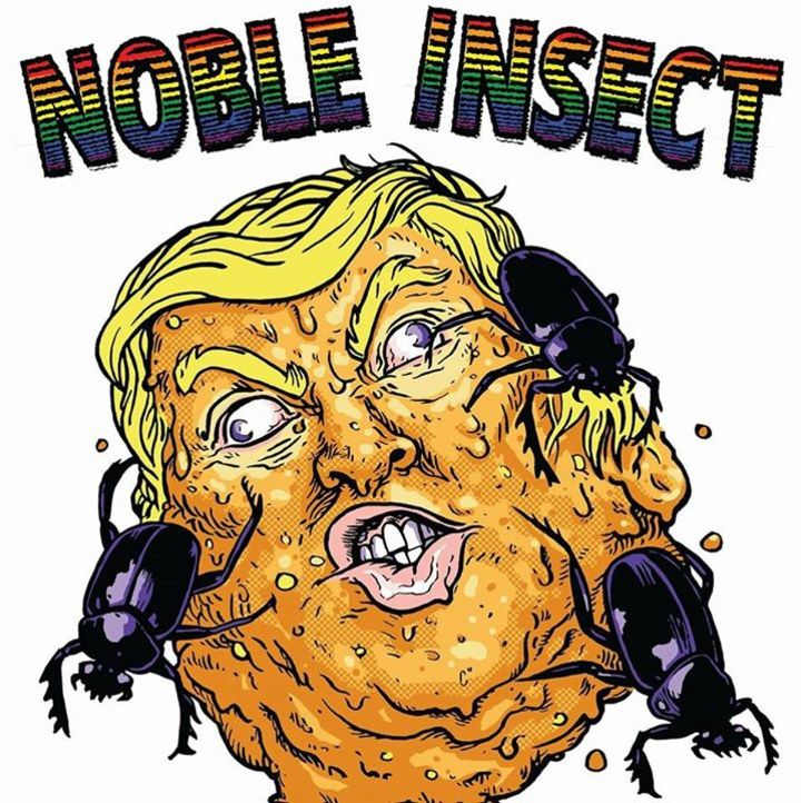 Noble Insect Tour Dates