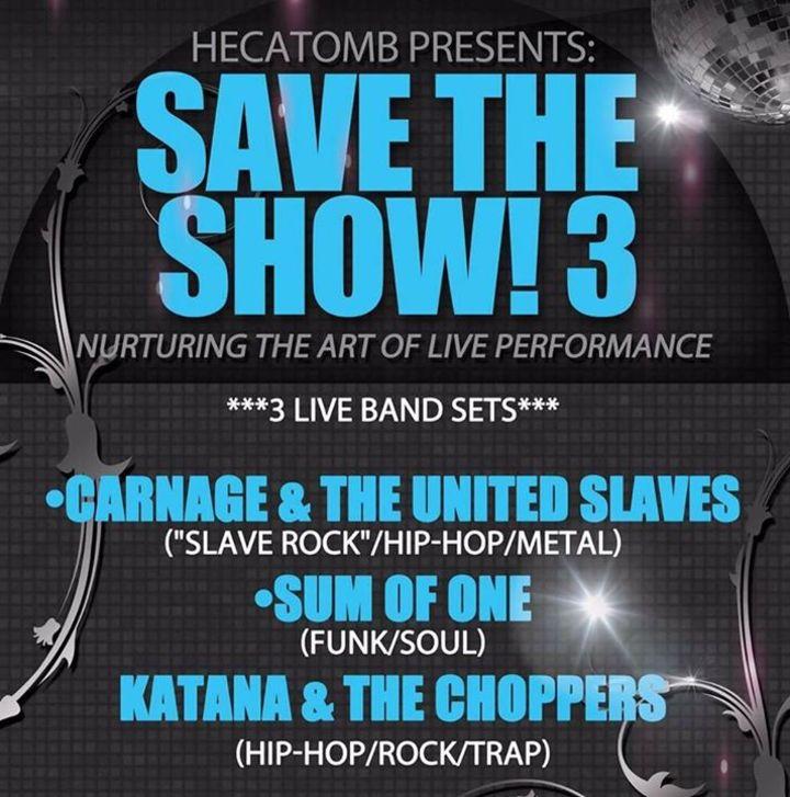 Katana Da Don Tour Dates