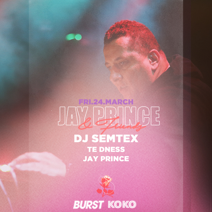 DJ Semtex @ Koko - London, United Kingdom