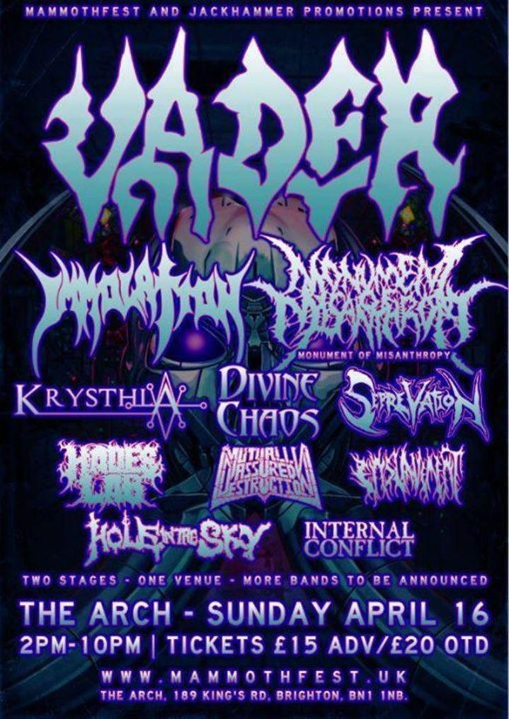 Seprevation Tour Dates