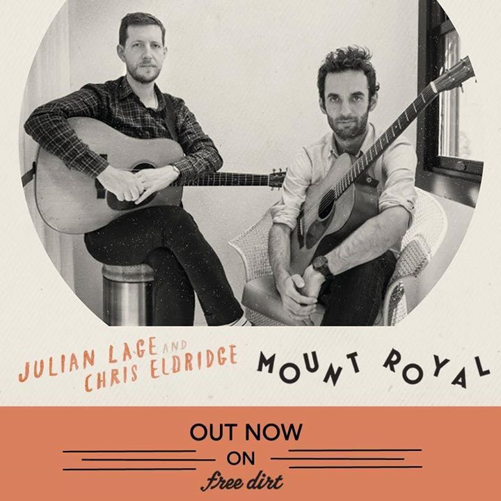Julian Lage and Chris Eldridge @ The Ark - Ann Arbor, MI