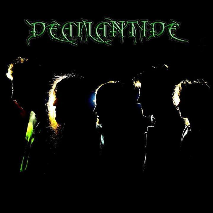 DeaMantide Tour Dates