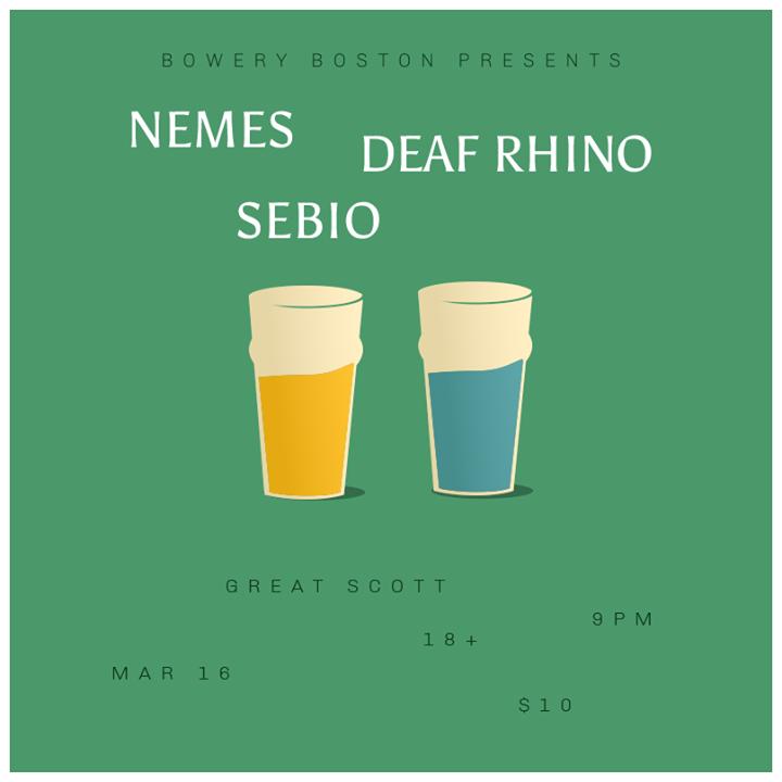 SEBIO Tour Dates
