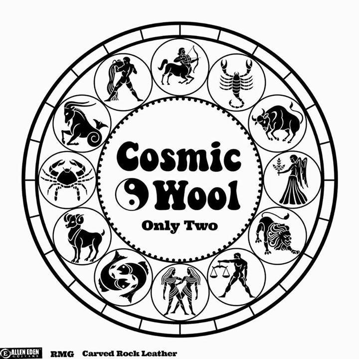 Cosmic Wool Tour Dates