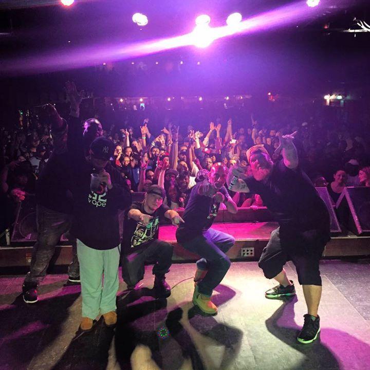 F. DUX Tour Dates