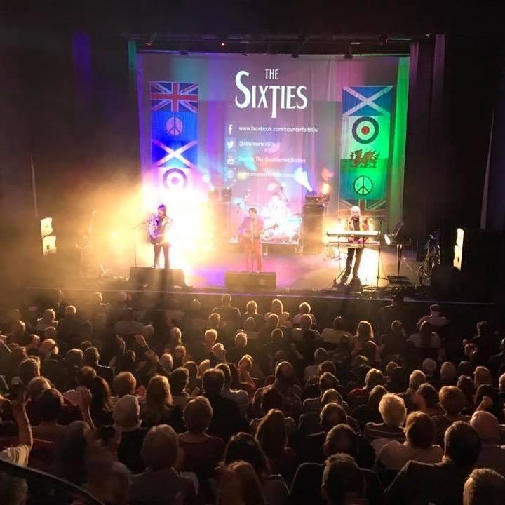 The Counterfeit Sixties @ Phoenix Theatre - Blyth, United Kingdom