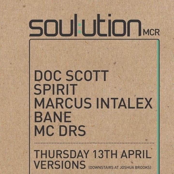 Soulution Tour Dates