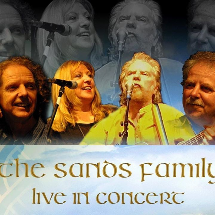 The Sands Family Tour Dates