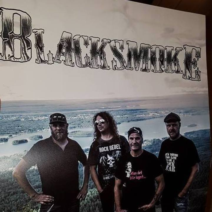 Blacksmoke Tour Dates