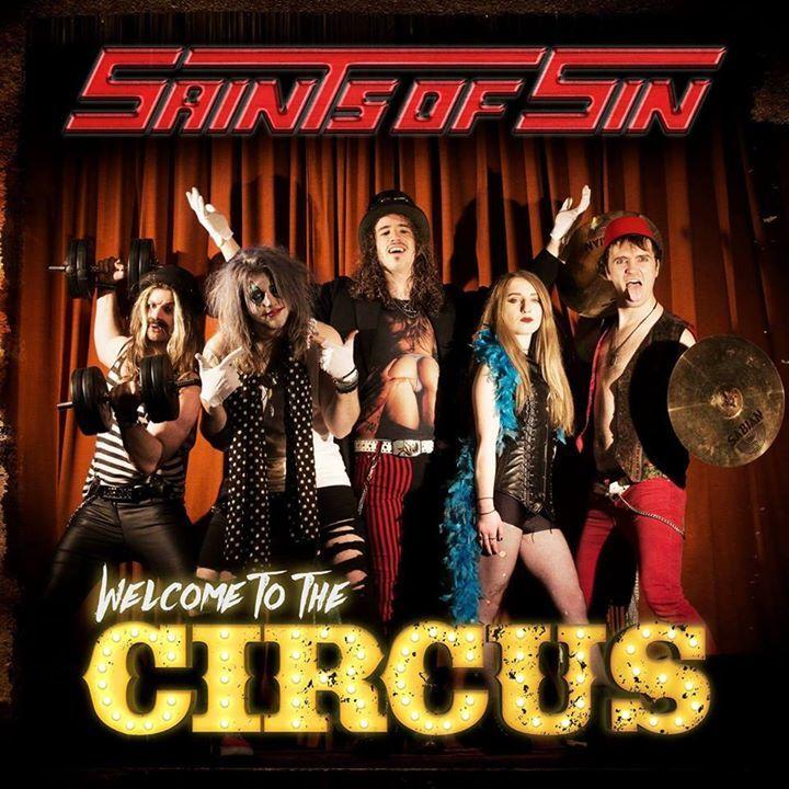 Saints of Sin Tour Dates