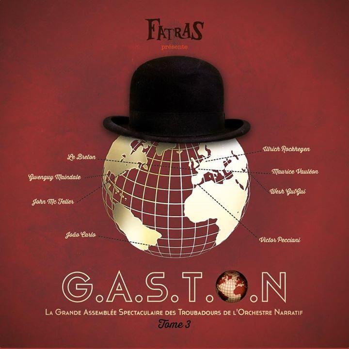 Gaston Tour Dates