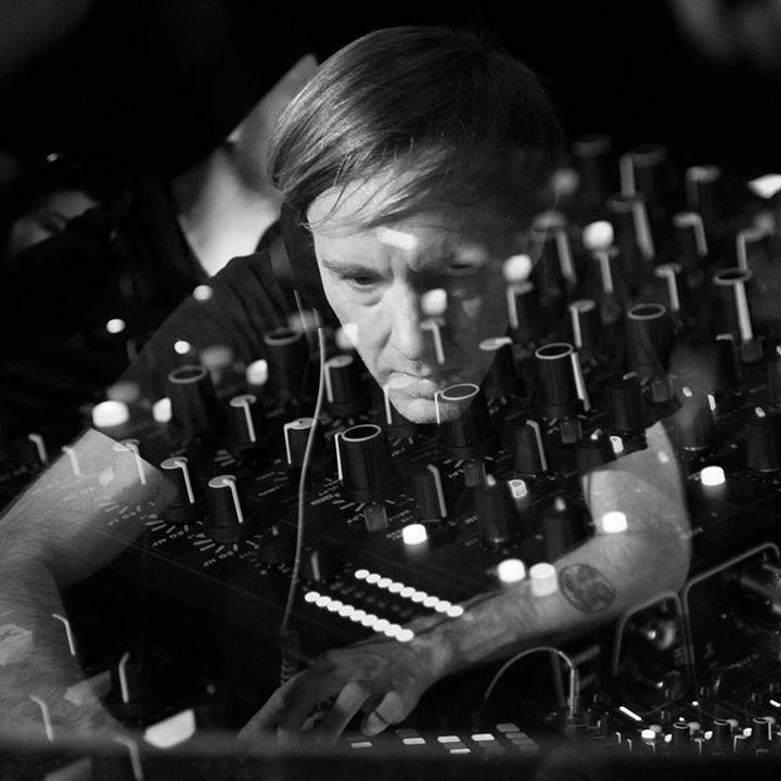 Richie Hawtin @ ENTER.Sake presents Black Monday Industry Party @ MARQUEE - Las Vegas, NV