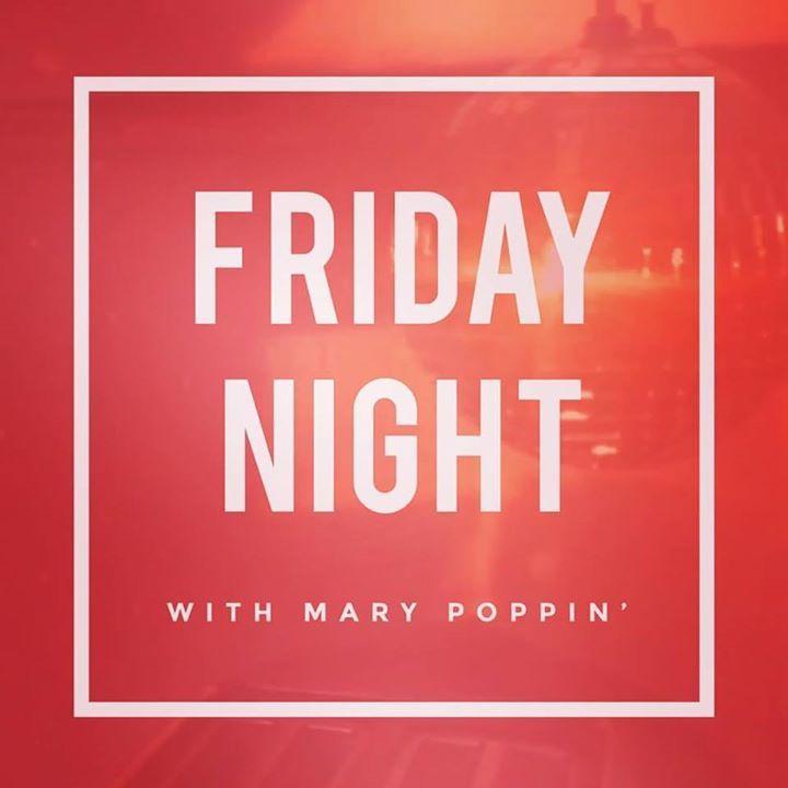 DJ Mary Poppin' Tour Dates