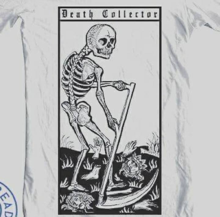 Death Collector Tour Dates