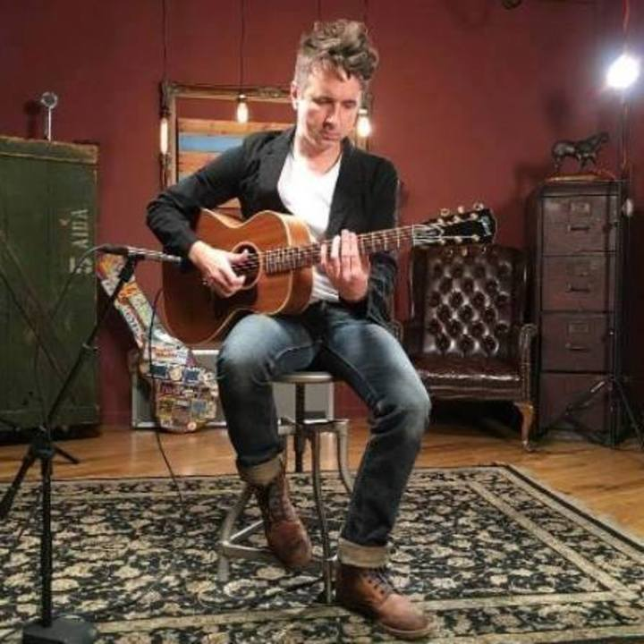 Luke Brindley @ House Concert - Falls Church, VA